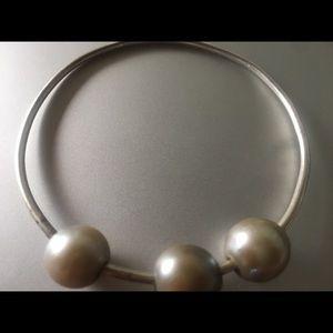 Tahitian 3-pearl Bracelet
